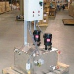 advantage series boiler feed system